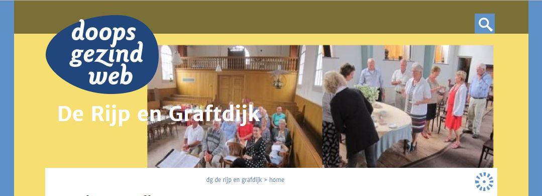 Nieuwe website doopsgezinde gemeenten De Rijp en Graftdijk