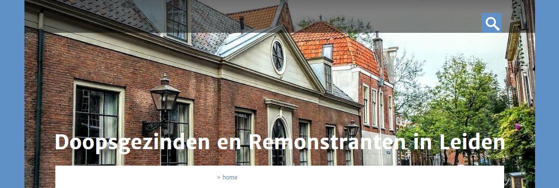 Nieuwe website DoRe Leiden