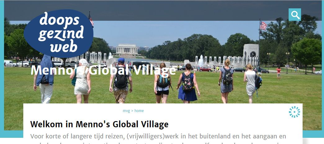 Menno's Global Village heeft website!
